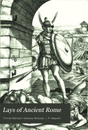 Lays Of Ancient Rome : ...