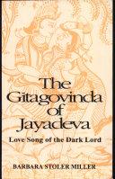 Gītagovinda of Jayadeva