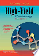 High Yield Pharmacology