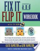 Fix It & Flip It Workbook