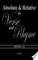 Absolute and Relative in Verse   Rhyme