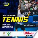 Success in Tennis