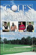 Golf s Greatest Eighteen