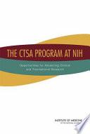 The Ctsa Program At Nih