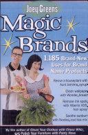 Joey Green S Magic Brands