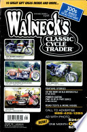WALNECK S CLASSIC CYCLE TRADER  JANUARY 2004
