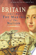 A Brief History of Britain 1660   1851 Book PDF