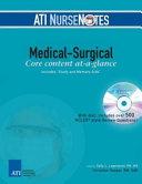 Ati Nursenotes Medical Surgical