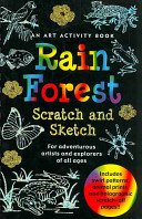 Rain Forest Scratch and Sketch