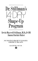 Dr  Stillman s 14 day shape up program