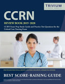 Ccrn Review Book 2019 2020