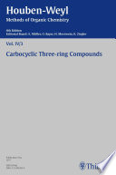 Houben Weyl Methods of Organic Chemistry Vol  IV 3  4th Edition