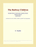 The Railway Children Webster S Chinese Simplified Thesaurus Edition  book