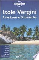 Copertina Libro Isole Vergini Americane e Britanniche