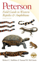 Peterson Field Guide to Western Reptiles   Amphibians