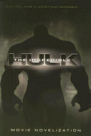 The Incredible Hulk Movie Novelization