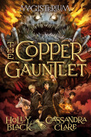 The Copper Gauntlet Book Cover