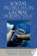 social problems in global perspective