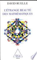 illustration Etrange beauté des mathématiques (L')