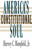 America s Constitutional Soul