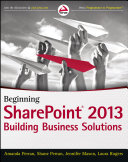 download ebook beginning sharepoint 2013 pdf epub