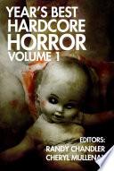 Year s Best Hardcore Horror