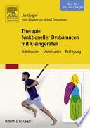 Therapie funktioneller Dysbalancen mit Kleinger  ten