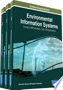 Environmental Information Systems  Concepts  Methodologies  Tools  and Applications