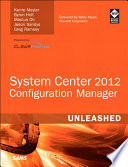System Center 2012 Configuration Manager Sccm Unleashed