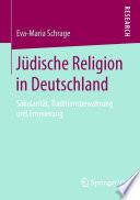 J Dische Religion In Deutschland