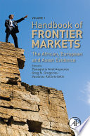 Handbook Of Frontier Markets book