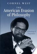 download ebook the american evasion of philosophy pdf epub