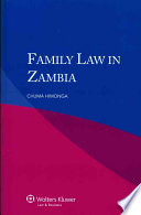 Ebook Family Law in Zambia Epub Chuma N. Himonga Apps Read Mobile