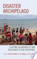 Disaster Archipelago
