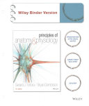Principles of Anatomy and Physiology 14e Binder Ready Version   WileyPLUS Registration Card
