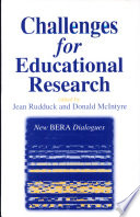 Challenges For Educational Research book