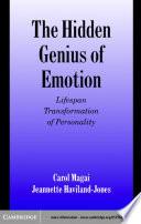 The Hidden Genius of Emotion Book PDF