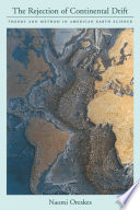 The Rejection of Continental Drift Book PDF