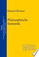 Philosophische Semantik