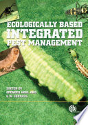 Ecologically Based Integrated Pest Management