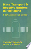 Mass Transport Reactive Barriers In Packaging book