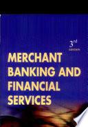 Merchant Banking & Fin Ser, 3E