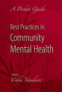 Best Practices in Community Mental Health