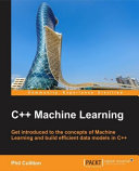 C++ Machine Learning