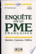 illustration Enquête sur les PME françaises, identités, contextes, chiffres