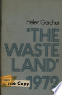 The Waste Land 1972