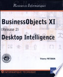 BusinessObjects XI  Release 2  Desktop Intelligence