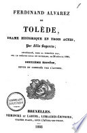 Ferdinand Alvarez de Tolède