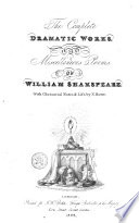 The Complete Dramatic Works and Miscellaneous Poems