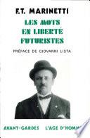 Les Mots en Liberté Futuristes